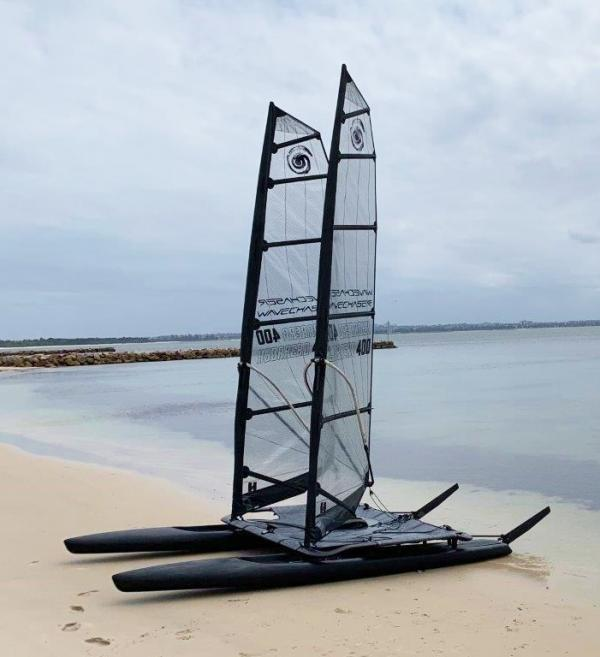 Wave Chaser SUP Cat Kurnell